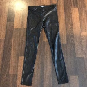 Wilfred free Adrienne leather skinny